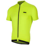 Nalini Rosso Short Sleeve Jersey - Fluo