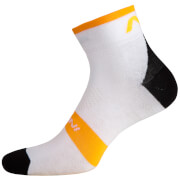 Nalini NA Socks H12 - Black/Orange