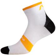 Nalini NA Socks H12 - Black/Orange