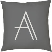 Alphabet Geo Cushion (45x45cm)