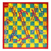 Flair Matrix Kiddy Rug - Snake And Ladder Multi
