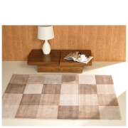 Flair Infinite Inspire Rug - Squared Natural