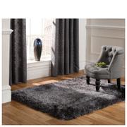 Flair Pearl Rug - Dark Grey