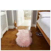 Flair Faux Fur Rug - Sheepskin Pink (60X90)