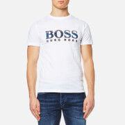 BOSS Orange Men's Turbulence 2 Logo T-Shirt - White