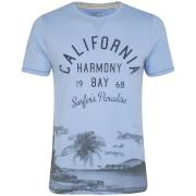 Camiseta Tokyo Laundry Norton Cove - Hombre - Azul