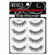 Ardell Multipack Wispies False Eyelashes (Set of 4) - Black