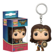 DC Wonder Woman Porte-clés Pocket Pop!