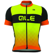 Alé R-EV1 Rumbles Jersey - Black/Orange