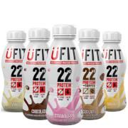 UFIT Protein Milkshake - 8 x 310ml