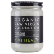KIKI Health Organic Raw Virgin Coconut Oil 500ml