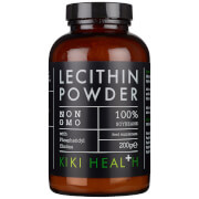 KIKI Health Lecithin Powder Non-GMO 200g