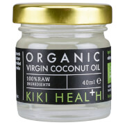 KIKI Health Organic Raw Virgin Coconut Oil 40 ml