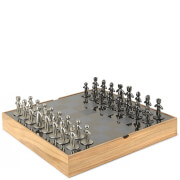 Umbra Buddy Chess Set - Natural