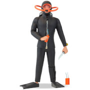 Action Man Scuba Diver Figure