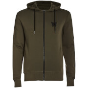 Good For Nothing Men's Essential Hoody - Khaki
