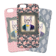 Cat Portrait Phone Case for iPhone and Android