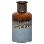 Bloomingville Drip Effect Stoneware Vase