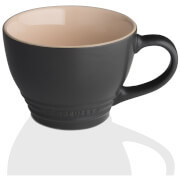 Le Creuset Stoneware Grand Mug 400ml - Satin Black