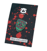 ZBOX Pin October 2017 Chaos