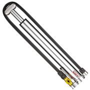 Lezyne HV Micro Floor Drive V2 ABS Pump