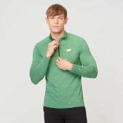 Performance Long-Sleeve ¼ Zip-Top