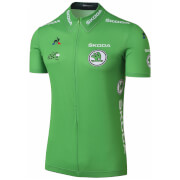 Le Coq Sportif Tour de France 2017 Sprinters Official Jersey - Green