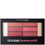 Maybelline Colour Drama Lip Contour Palette 4g - Blushed Bombshell