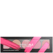 LOréal Paris Infallible Paint Blush Palette 10g - 01 Pink