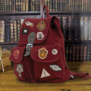 Écussons Thermocollants Harry Potter (14 Badges)