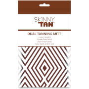 SKINNY TAN guanto applicatore double face
