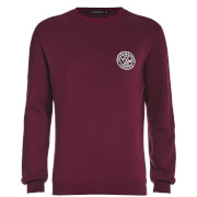 Sweatshirt Tremer Friend or Faux -Bordeaux