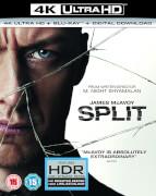 Split - 4K Ultra HD (Includes Ultraviolet)