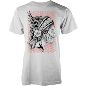 Camiseta Abandon Ship Janen Doe - Hombre - Blanco