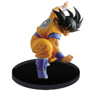 Statuette Big Budoukai 7 Vol.4 Banpresto Dragon Ball Z - Son Goku
