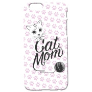 Cat Mom Phone Case For iPhone & Android