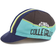 Santini Bergamo Collection Colle Gallo Cap - Blue