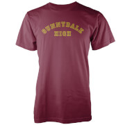 T-Shirt Homme Sunnydale High School Buffy Contre les Vampires
