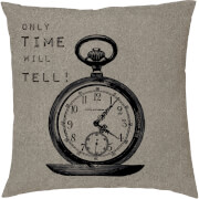 Time Will Tell Kissen - Neutral (45 x 45cm)
