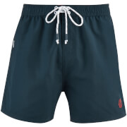 Smith & Jones Men's Antinode Swim Shorts - Navy