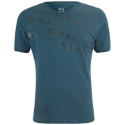 T-Shirt Chartres Smith & Jones -Bleu Mejollica