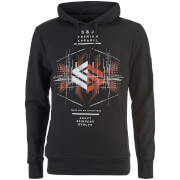Smith & Jones Men's Elevation Hoody - Black