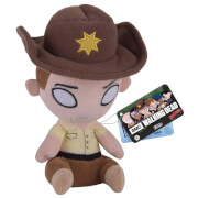 Peluche Mopeez Rick Grimes - The Walking Dead