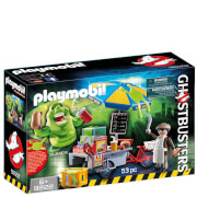 Playmobil Ghostbusters™ Slimer mit Hot Dog Stand (9222)