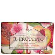 Nesti Dante Il Frutteto Peach and Melon Soap 250g
