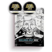 BARBER PRO Gentlemen's Sheet Mask Rejuvenating and Hydrating with Anti-Ageing Collagen