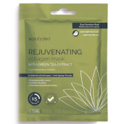 BeautyPro Rejuvenating Collagen Sheet Mask with Green Tea Extract