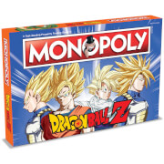 Monopoly Dragon Ball Z Editie