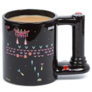 Retro Arcade Mug - Black