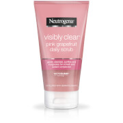 Esfoliante Diário de Toranja Visibly Clear da Neutrogena 150 ml
